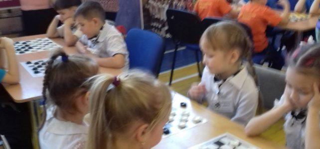 Шашечный турнир среди детских садов Березовского района