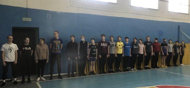 Школьный турнир по волейболу